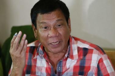 A Nemzetközi Büntetőbíróság elé kerülhet Rodrigo Duterte ügye
