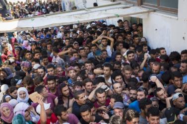 Törölték egy francia település menedékkérők befogadásról kiírt referendumát