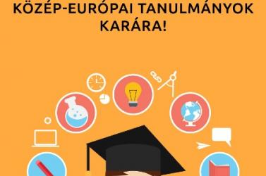 Június 30-ig lehet jelentkezni a Közép-európai Tanulmányok Karára