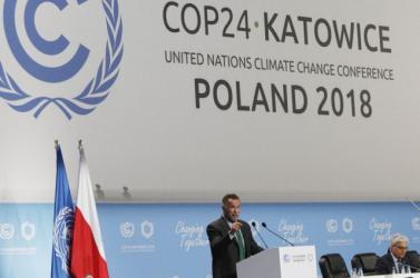 Legalább szombatig meghosszabbítják az ENSZ katowicei klímacsúcsát