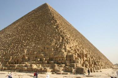 Óriási titkos kamrát találtak a gízai nagy piramisban