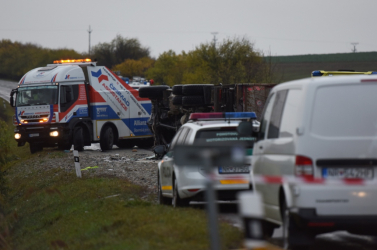 Részvétét nyilvánította az áldozatok hozzátartozóinak az Arriva busztársaság