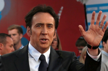Nicolas Cage négy nap házasság után el akar válni