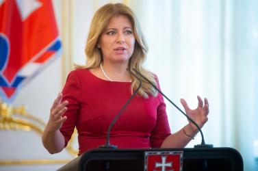 Čaputová: A magyar és a lengyel álláspont sértheti Szlovákia érdekeit
