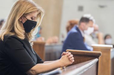 Čaputová követi a családon belüli erőszak áldozatainak ügyét