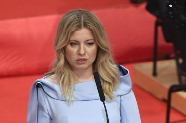 Čaputová megtámadta a moratóriumtörvényt az Alkotmánybíróságon
