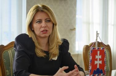 Čaputová behívatta Čižnárt és Lučanskýt Trnka szabadlábra helyezése miatt!