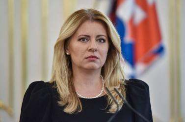 Čaputová a bizalmi válságra és a társadalom polarizációjára hívta fel a figyelmet november 17-e kapcsán
