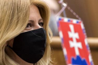 Zuzana Čaputová először fog évértékelő beszédet mondani a parlamentben