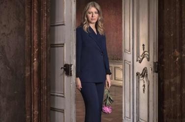 #WomanPower: Čaputová került a cseh-szlovák Vogue címlapjára