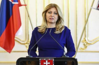 Zuzana Čaputová a legnépszerűbb politikus Szlovákiában