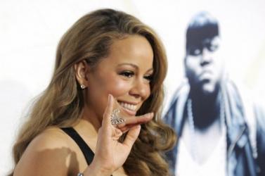 Mariah Carey népszerű karácsonyi dala új rekordot döntött a Spotify-on