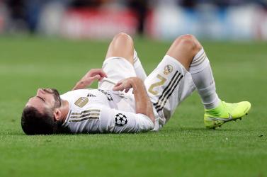 Carvajal megint megsérült, a szezonban már ötödször