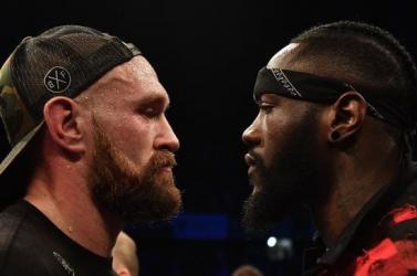 Wilder minél hamarabb újra ringbe lépne Fury ellen