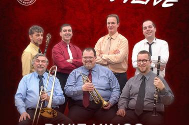 Figyelem! Időpontváltozás! A Dixie Kings of Hungary újévi koncertje Pozsonyban áprilisban kerül megrendezésre!