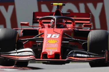 Forma-1 - Utolsóként a Ferrari is bemutatta idei versenyautóját (FOTÓ)