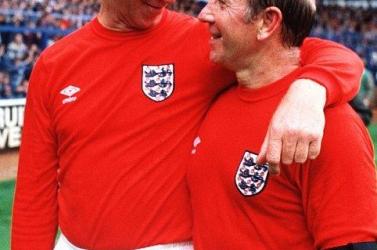 Elhunyt a legendás Bobby Charlton bátyja, a szintén világbajnok Jackie