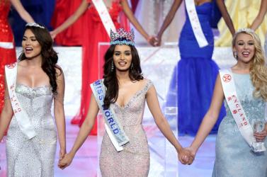 Ő lett a Miss World 2017 nemzetközi szépségverseny győztese