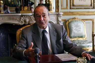 Nemzeti gyásznapot hirdettek Jacques Chirac emlékére