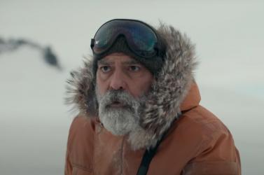 A Földre visszatérő űrhajósokat próbál megmenteni George Clooney új filmjében