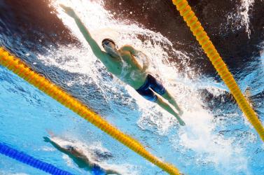 Doppingolt az olimpiai bajnok amerikai úszó!