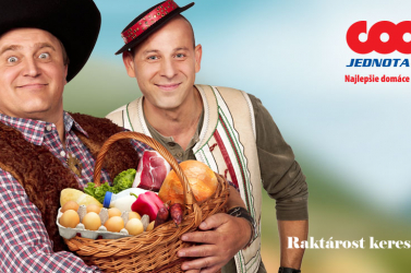 A COOP Jednota Dunaszerdahely raktárost keres vörösmajori üzletébe!