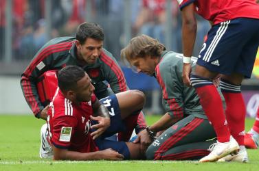 Súlyosan megsérült a Bayern München francia világbajnoka