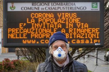 Vesztegzár alá került a koronavírus miatt 16 millió ember Olaszországban -Lombardia és további nagyvárosok!