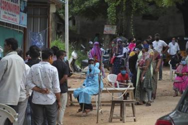 Az EU az Indiából történő beutazások korlátozását ajánlja