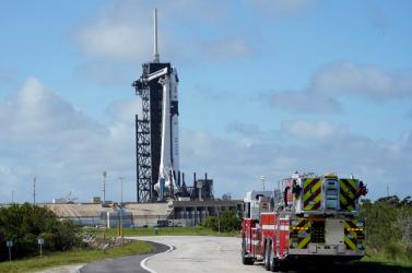A NASA egy nappal elhalasztotta a Crew Dragon startját