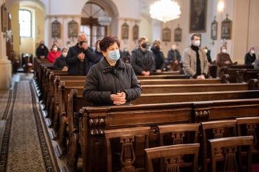 Kevesebben járnak templomba, mint a járvány előtt