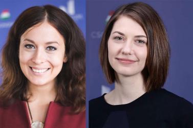 Két fiatal nőt juttat ki az EP-be a legnagyobb meglepetést okozó magyar párt
