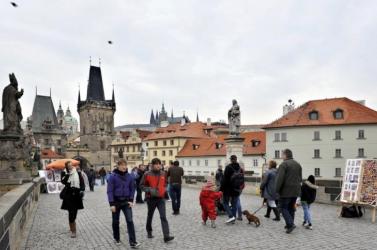 Egyre többen élnek Csehországban