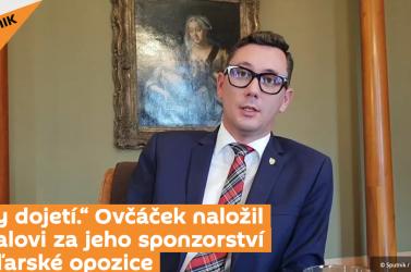 A Telex.hu és Bakala kapcsolatán gúnyolódik Miloš Zeman elnök szóvivője