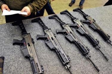 Amerikai cégek uralják a globális fegyverkereskedelmet