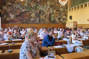 Szakmai tanácskozás a könyvtárak fejlesztéséről és digitalizálásáról