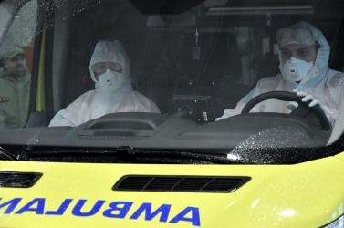 Újabb magyar kerül kórházi karanténba Budapesten koronavírus-gyanú miatt