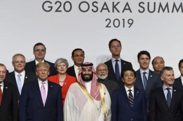 G20 - A szabadkereskedelem megteremtése mellett és a terrorizmus internetes terjesztése ellen foglaltak állást a résztvevők