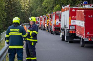 A külügy úgy tudja, nincs szlovákiai áldozata a csehországi vonatszerencsétlenségnek