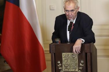 Zeman még mindig népszerű, januárban lehet, hogy ismét elnökké választják