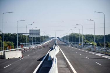 Megnyílt a nyilvánosság előtt a pozsonyi kerülőút újabb szakasza, beleértve az ártéri hidat is
