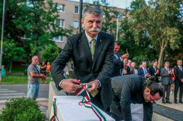 Diplomáciai jegyzéket küldött a szlovák külügy Magyarországnak Kövér László somorjai látogatása kapcsán