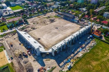 Újabb befektető szállhat be a DAC-stadion építésébe