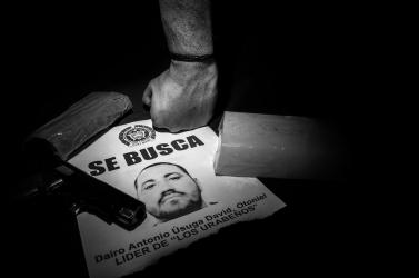 Pablo Escobar megöléséhez mérhető az elnök szerint, hogy elfogták a legkeresettebb kolumbiai drogbárót