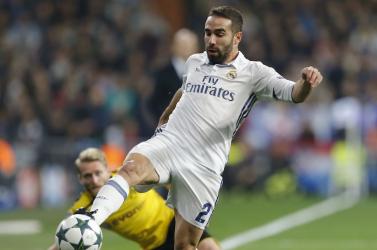 Edzésen sérült meg a Real Madrid játékosa, két hónapra kidőlt