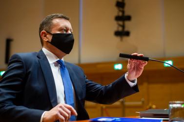 Lipšic vádiratot nyújtott be a szeredi bűnbanda ellen