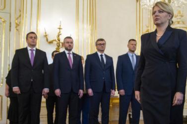 Danko és Pellegrini üdvözlik, hogy az alkotmánybíróság létszáma újra teljes