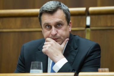 Parlament: OndrejDostál fegyelmi eljárást indítványozott AndrejDanko ellen