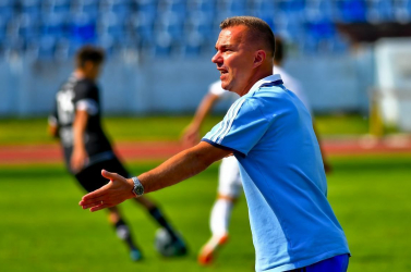 Elutazott a Feröer-szigetekre a Slovan tartalékcsapata, Németh Szilárd a megbízott edző