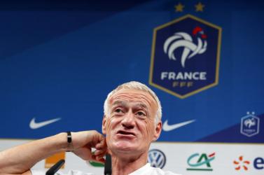 Nemzetek Ligája - Deschamps szerint csapata esélyes a németek ellen